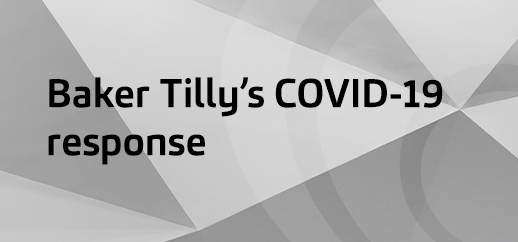 Baker Tilly Canada's response to COVID-19