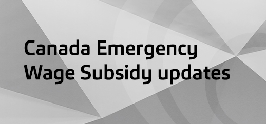 Updates to the Canada Emergency Wage Subsidy (CEWS)