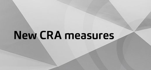 Additional measures from the cra